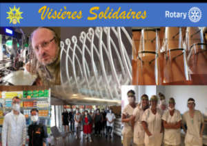 Image 5 000 visières solidaires