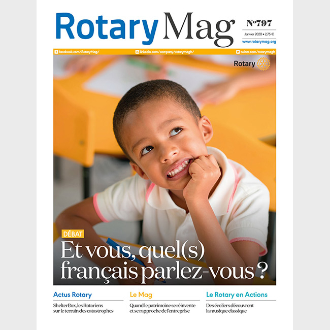 ROTARY MAG - JANVIER 2020 - N°797 - TELECHARGEMENT