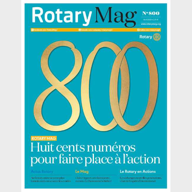ROTARY MAG - AVRIL 2020 - N°800 - TELECHARGEMENT