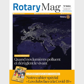 ROTARY MAG - AOUT 2020 - N°804