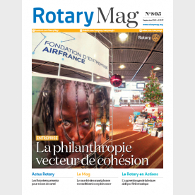 ROTARY MAG - SEPTEMBRE 2020 - N°805 - TELECHARGEMENT