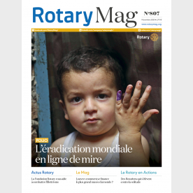 ROTARY MAG - NOVEMBRE 2020 - N°807 - TELECHARGEMENT