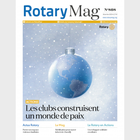 ROTARY MAG - DECEMBRE 2020 - N°808