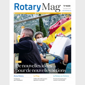 ROTARY MAG - JANVIER 2021 - N°809