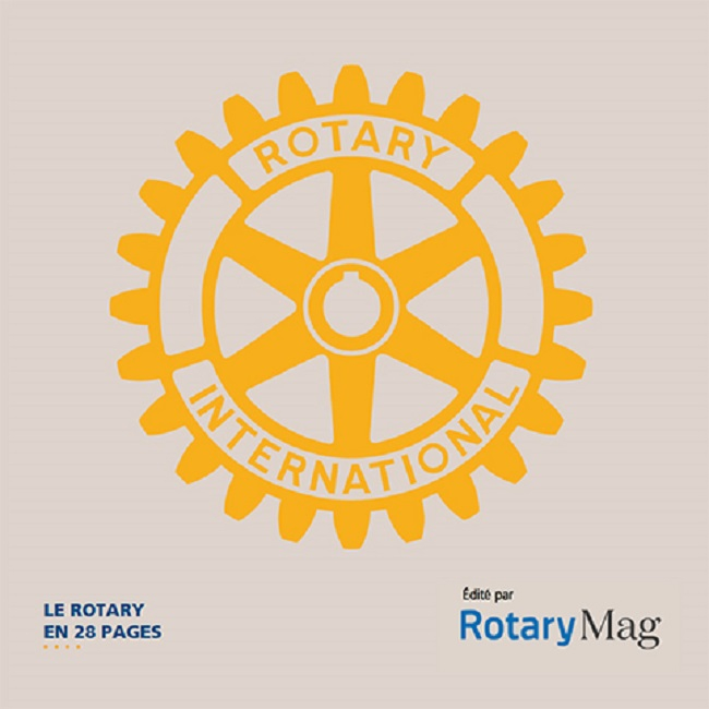 Le ROTARY en 28 pages (10 ex)