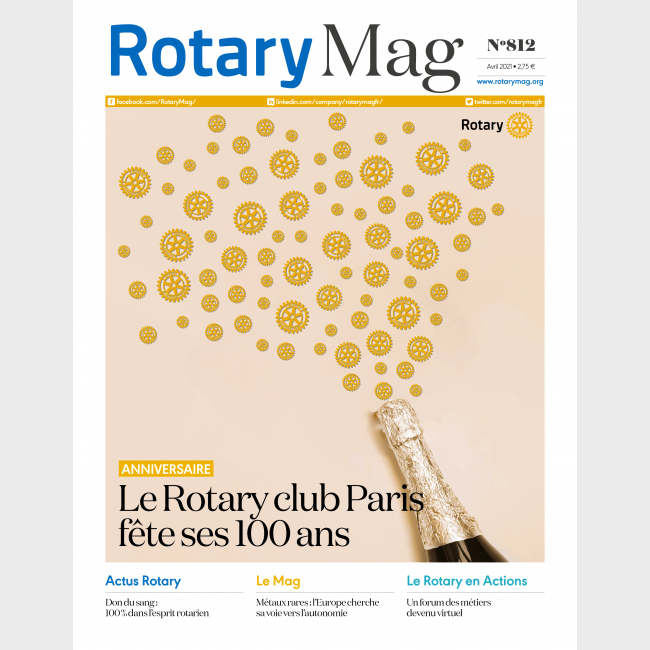 ROTARY MAG - AVRIL 2021 - N°812 - TELECHARGEMENT
