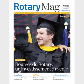 ROTARY MAG - AOUT 2021 - N°816