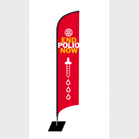 Orilflamme End Polio Now